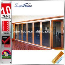 Energy saving double glazed aluminium doors and windows with Australian Standard AS2047/AS2208