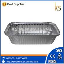 aluminium foil box