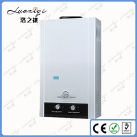 6L 8L 10L Home Use Low Pressure Gas Water Heater with ROHS White Color