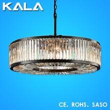 Hotsale Loft Crystal Light Fixtures pendant lamp