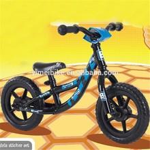 12inch Popular Metal Toddler Bicycle /No Pedal Training Balance Bike for Kids Running