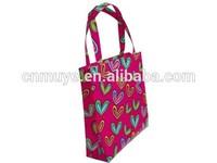 Customized laminated pp non woven cloth bag