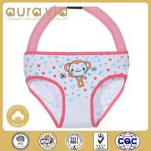 New arrival wholesale animal shape girls underwear