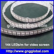 DC5V 100pcs SMD5050 led ws2812b pixel strip