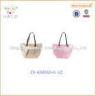 New cotton&paper straw bag