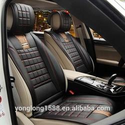 2015 New Auto Interior Material luxury auto seats
