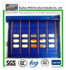 Plastic Roll Up High Performance Doors