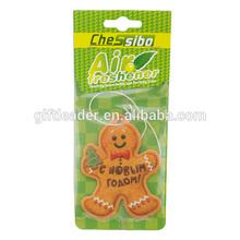 Doll Shape Hang Paper Air Freshener