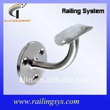 stainless steel garden handrail wall bracket