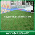 sport outdoor piano usato erba piastrelle per la decorazione