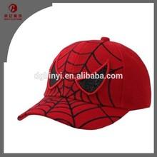 Mens Hot Spiderman Designed Caps And Hats