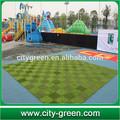 sport usato piastrelle tappeto erboso erba artificiale
