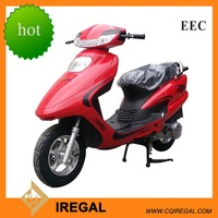 125cc Cruiser Scooter Motorcycle for Loncin engine