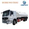 Sinotruk 6*4 17 ton caminhão de água, caminhão tanque de água, tanque de água do caminhão para a venda