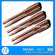 LT-B761 Quality Copper Pen as Gift,Customized metal pen set,New Design Nice ball pen & Roller pen Metal pen set