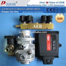 italia gnc mezclador de glp de gas directo de inyección secuencial kit de conversión de piezas componentes 3 4 6 8 del cilindro