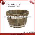 Vaso de flores clássico / madeira vasos de plantas