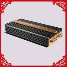 Class AB 4 channel high power mosfet car audio amplifier