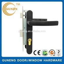 Modern Style handle to door,door handle cover plates,yale door handle