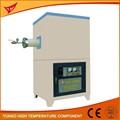 fabricamos 1200c vácuo laboratório forno tubo vertical