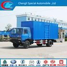 Dongfeng Van Box Truck dongfeng van truck hot sale heavy box truck 4X2 light cargo van
