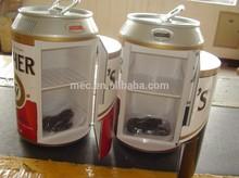 Mini fridge MEC-11L portable refrigerator mini bar car refrigerator 12v