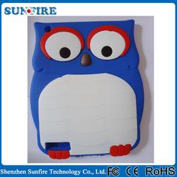 Custom High Quality Owl Tablet Case For Ipad