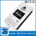 Novo produto no alibaba china, smart video da porta intercomunicador + ip câmera de vigilância porta + remota da porta de acesso, ip vídeo campainha