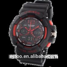 DZ8071-1 Hot sale factory direct waterproof sport watch Japan movement multi-function digital watch