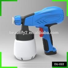 Portable HVLP electric paint sprayer