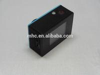 Wifi FULL hd 1080p sports camera waterproof sports camera12mp HD wide angle 1080P sports action camera