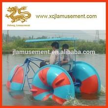 2015 nova idéia de produto de água de bicicleta com 3 rodas grandes para adultos