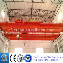 Efficient hanger bridge overhead crane