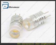 G4 GY4 GU4 0.5W 1W 1.5W high power Auto LED car bulb light Bosmaa