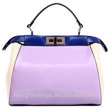 2015 new Summer Candy women shoulder bags fashion brand design PU handbag manufacture