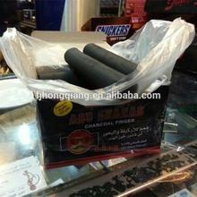 HongQiang Jordan market 0.5kg Finger royal shisha charcoal