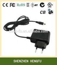 Plug in 9V AC Adapter 0.5A 500mA
