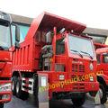 8x4 camiones de volquete de minería de howo para la venta( la potencia del motor: 371hp, la carga útil: 40- 60t)