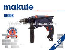Makute 810 W 13 mm dewalt eléctrico taladro de martillo con CE GS EMC