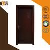 High quality composite swing veneered bathroom pvc mdf door