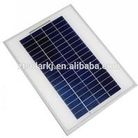 polycrystal solar panel solar module 5W 205*350mm