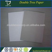 Duplex Board Grey Back Paper Supply Free Sample!!!