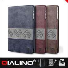QIALINO Comfortable Design For Ipad Mini 2 Leather Book Case