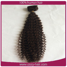 Russian virgin remy human Indian hair remy flip in hair weft wholesale