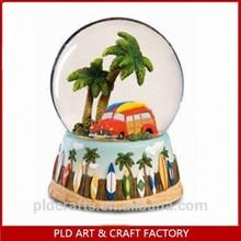 Glass Snow Dome/Glass snowman globe/Snowball