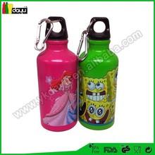 high quality 400ml standard aluminum bottle