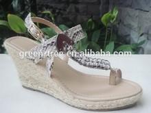 2015 high quality summer nice lady high heels