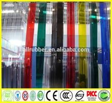 Plastic pvc door curtain