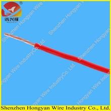 450/750v copper conductor pvc insulated flexible wire 4mm