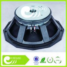powerful 18 inch pa speaker